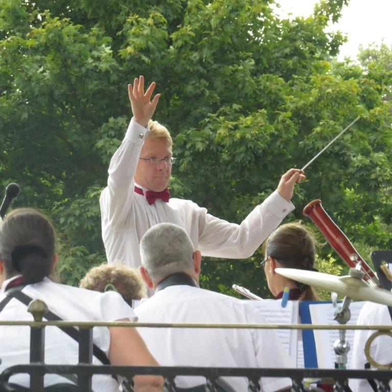 Ian Harby, Conductor