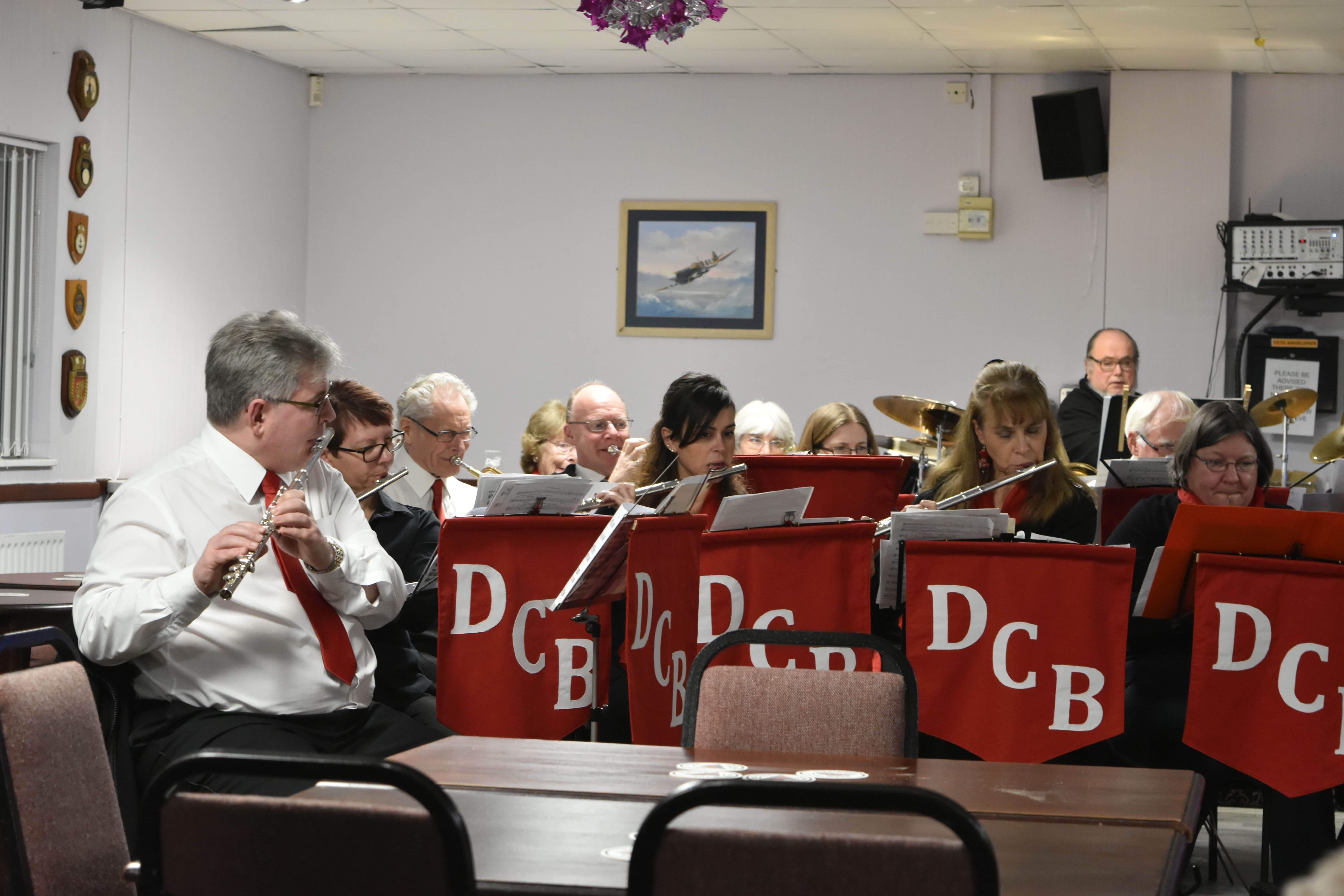 DCB Christmas Concert at the Glentworth Club
